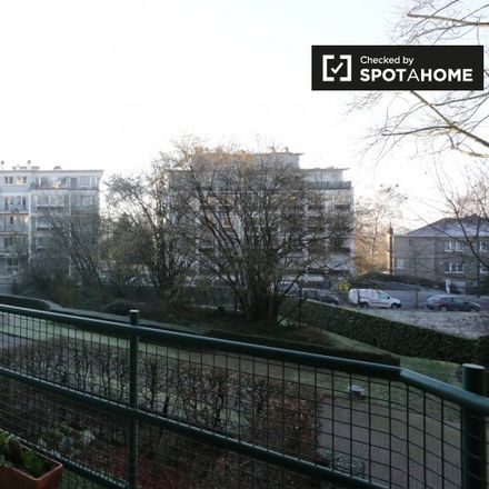Rent this 2 bed apartment on Avenue François Folie - François Folielaan 24 in 1180 Uccle - Ukkel, Belgium