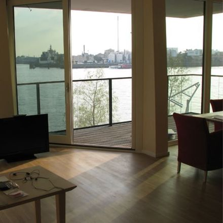 Rent this 1 bed apartment on Taille Vent in Am Kaiserkai 57, 20457 Hamburg