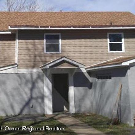 Rent this 4 bed duplex on 2015 Stratford Avenue in Asbury Park, NJ 07753