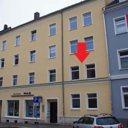 Rent this 2 bed apartment on Bahnhofstraße 35 in 09599 Freiberg, Germany
