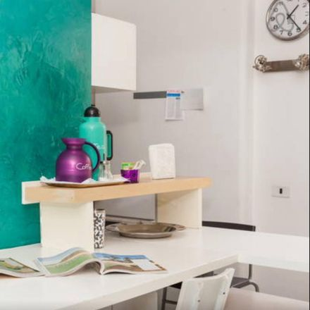Rent this 4 bed room on Largo Bernardino da Feltre in 00153 Rome RM, Italy