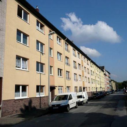 Rent this 1 bed apartment on Rheintörchenstraße 85 in 47055 Duisburg, Germany
