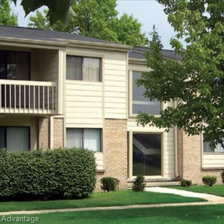 Rent this 2 bed condo on 22855 Providence Drive in Southfield, MI 48075