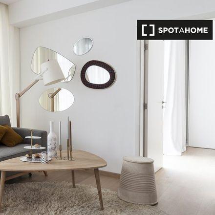 Rent this 1 bed apartment on Chaussée de Saint-Job - Sint-Jobsesteenweg 394 in 1180 Uccle - Ukkel, Belgium