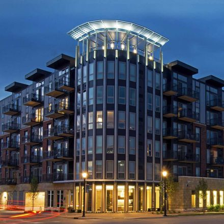 Rent this 2 bed apartment on The Shops at West End in 5310 West 16th Street, St. Louis Park