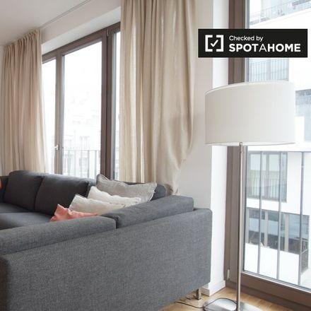 Rent this 1 bed apartment on Kita Wichtelbühne in Weidenweg, 10247 Berlin