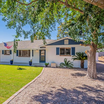 Rent this 3 bed house on 4029 East Campus Drive in Phoenix, AZ 85018
