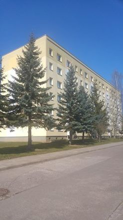 Rent this 3 bed apartment on Johannes-Thal-Straße 6 in 99734 Nordhausen, Germany