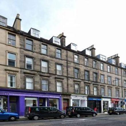 Rent this 5 bed apartment on Thai Spa in 50 Haymarket Terrace, Edinburgh EH12 5LA