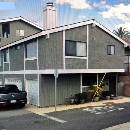 Rent this 2 bed apartment on North Pacific Avenue in Sunset Beach, CA 90742