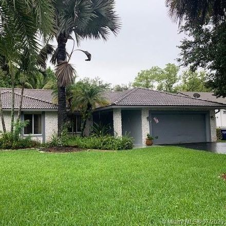 Rent this 4 bed house on 8922 Northwest 56th Street in Coral Springs, FL 33067