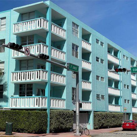 Rent this 2 bed condo on 701 Collins Avenue in Miami Beach, FL 33139