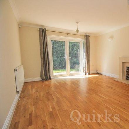 Rent this 4 bed house on Britannia Close in Basildon CM11 1AQ, United Kingdom