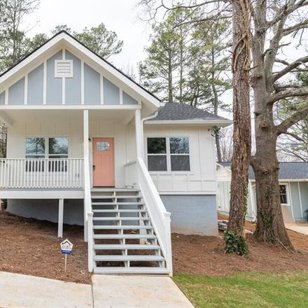 Rent this 3 bed house on 1015 Loma Linda Street Southwest in Atlanta, GA 30310