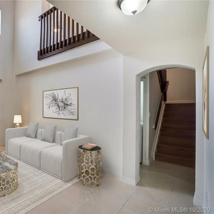 Rent this 4 bed house on SW 152nd Pl in Miami, FL