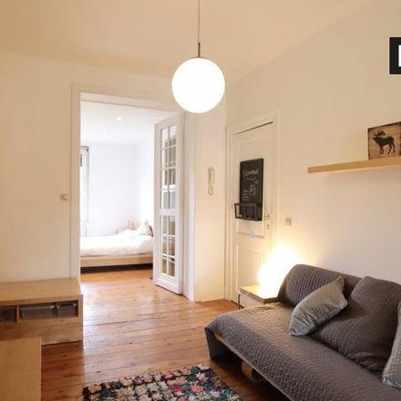 Rent this 1 bed apartment on Avenue de Roodebeek - Roodebeeklaan 22B in 1030 Schaerbeek - Schaarbeek, Belgium