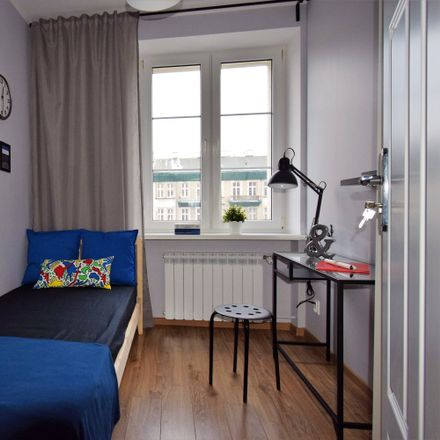 Rent this 5 bed room on Targowa 70 in 03-729 Warsaw, Poland