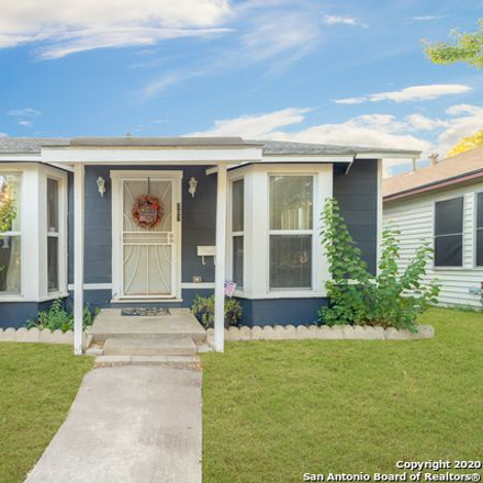 Rent this 3 bed house on 207 Broadbent Avenue in San Antonio, TX 78210