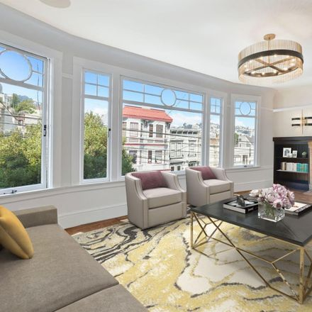 Rent this 2 bed condo on 681;683 Castro Street in San Francisco, CA 94114