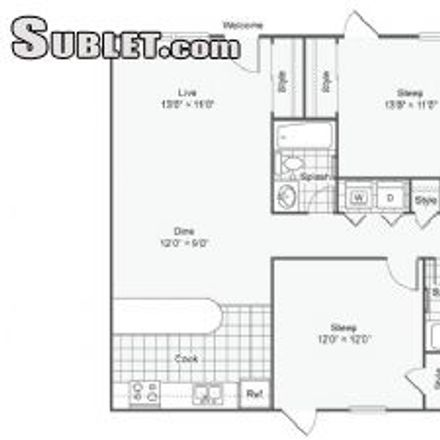 Rent this 3 bed apartment on 4644 Whitehaven Street in Baton Rouge, LA 70808