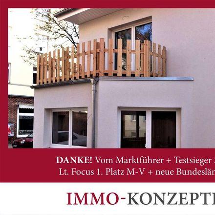 Rent this 5 bed townhouse on Kanu- und Kleinsegel-Verein e.V. Schwerin in Bornhövedstraße 101a, 19055 Schwerin