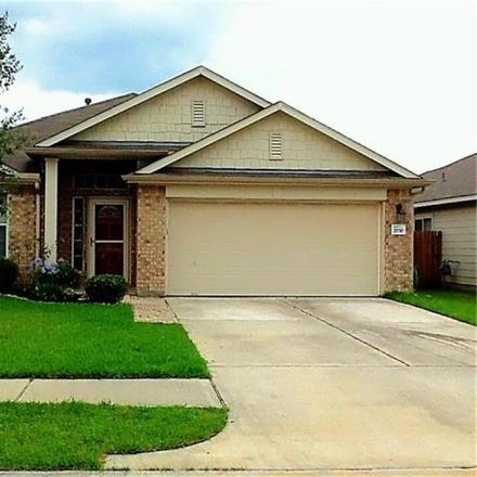 Rent this 3 bed house on 21898 Saragosa Pond Lane in Harris County, TX 77379