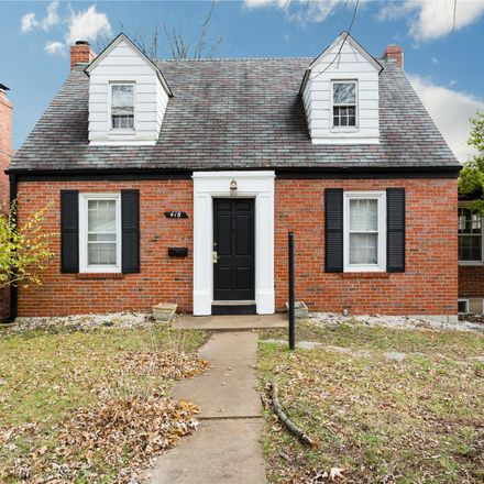 Rent this 2 bed house on 418 North Elizabeth Avenue in Calverton Park, MO 63135