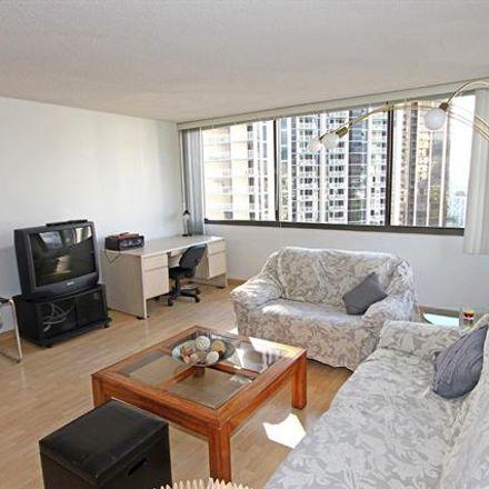Rent this 2 bed condo on 1255 Nuuanu Avenue in Honolulu, HI 96817