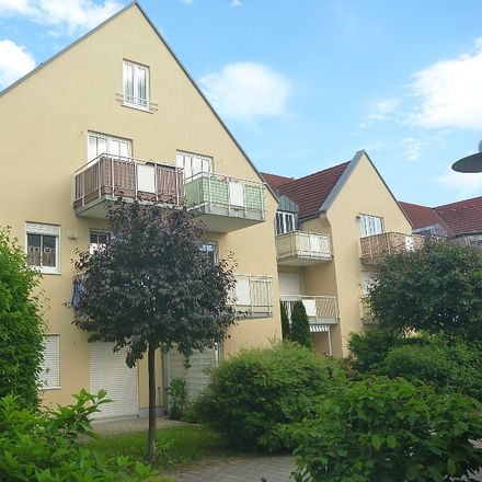 Rent this 1 bed apartment on Naundorfer Straße 50a in 01640 Coswig, Germany