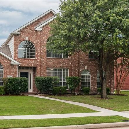 Rent this 4 bed house on 2512 Cima Hill Drive in Plano, TX 75025