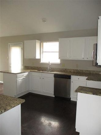 Rent this 3 bed house on 724 Ashbrook Drive in DeSoto, TX 75115