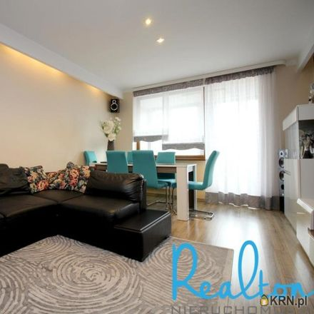 Rent this 3 bed apartment on Michałkowicka in 41-503 Chorzów, Poland