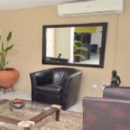 Rent this 2 bed house on Lagos State Water Corporation in Saka Tinubu Street, Apese 500001