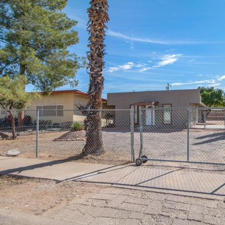 Rent this 3 bed house on 2058 East Silvosa Street in Tucson, AZ 85713