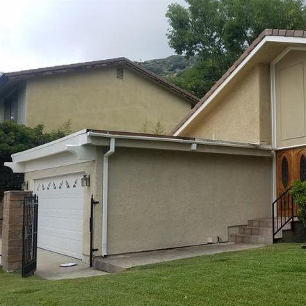 Rent this 4 bed house on Ridgepine Dr in La Crescenta, CA