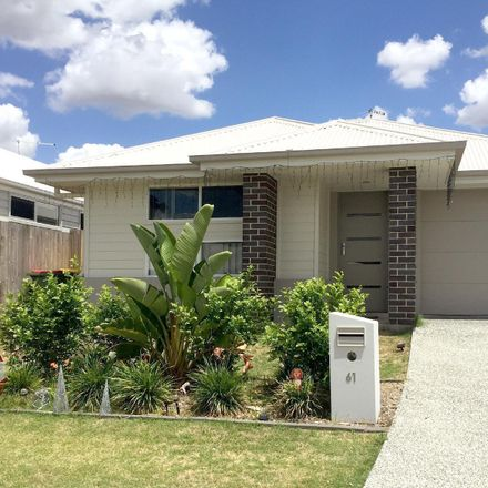 Rent this 4 bed house on 61 Fitzpatrick Circuit