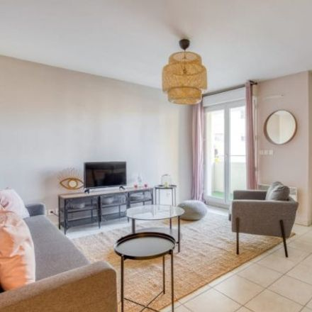 Rent this 1 bed apartment on Rue de Lorgues in 13008 Marseille, France