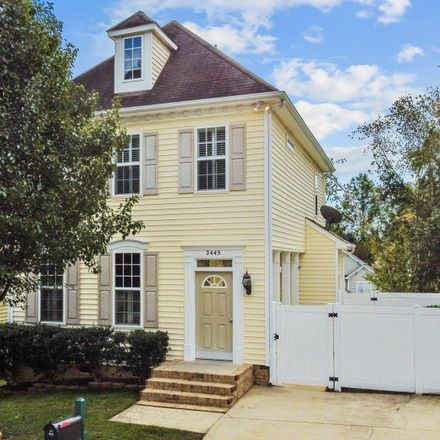 Rent this 3 bed house on 2445 Sapphire Valley Drive in Raleigh, NC 27604