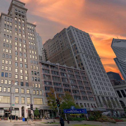 Rent this 1 bed condo on Six North Michigan in 6 North Michigan Avenue, Chicago
