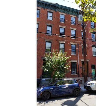 Rent this 9 bed duplex on 1st St in Jersey City, NJ