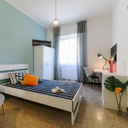 Rent this 4 bed room on L'hostaria in Via Tripolitania, 82-90