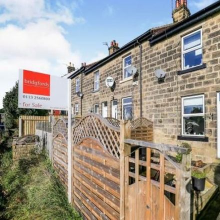 Rent this 2 bed house on Horsforth Carpet Centre in 197 New Road Side, Leeds LS18 4DR