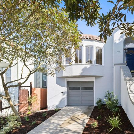 Rent this 2 bed house on 724 Head Street in San Francisco, CA 94132