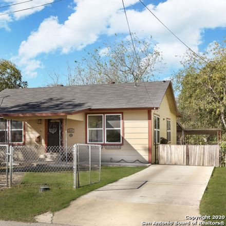 Rent this 3 bed house on 237 Palo Blanco Street in San Antonio, TX 78210