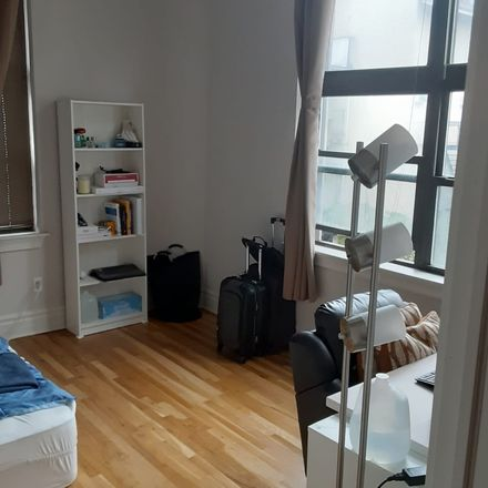 Rent this 1 bed room on Academy of the Sacred Heart High School in Washington Street, Hoboken