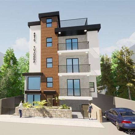 Rent this 18 bed duplex on 4908 Tujunga Avenue in Los Angeles, CA 91601