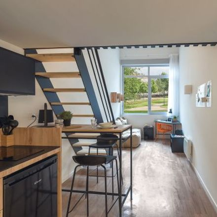 Rent this 1 bed apartment on ECLA CAMPUS in Avenue Émile Baudot, 91300 Massy