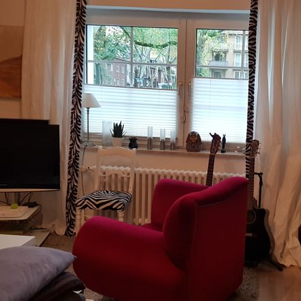 Rent this 1 bed apartment on Königsberger Allee 35 in 47058 Duisburg, Germany