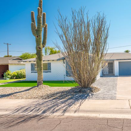 Rent this 3 bed house on 8313 East Indianola Avenue in Scottsdale, AZ 85251