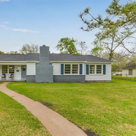 Rent this 3 bed house on 1047 Sally Anne Drive in Rosenberg, TX 77471